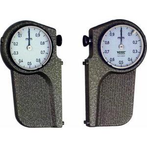 Sawteeth Setting Dial Indicator  0-2mmx0,01/0,05mm, Vögel