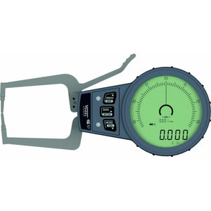 Digital Quicktest Gauge 0-15x0.001 mm, Vögel