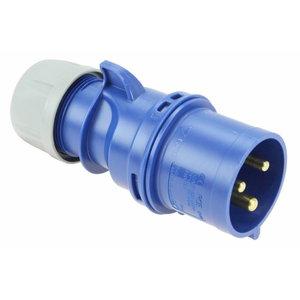 Kontaktdakša IP44 1F 023-6 32A
