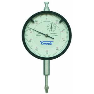 Precision Indicator 0-10 x 0,01 mm, ø 8,2mm, Vögel