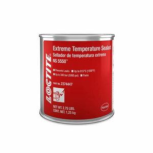 Extreme temperature sealant NS 5550 BR 1Kg, Loctite