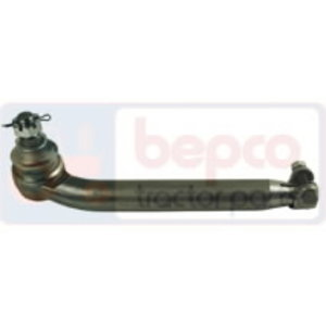 Tie rod, LH, outer Ford 7710, Bepco