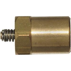 "Automatic non-drip nozzle, connection G1/4"" (F), Orion"