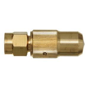 "Lockable non-drip nozzle, connection G1/4"" (F), Orion"