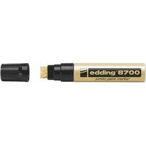 Marķieris EDDING 8700 zelts 5-18mm