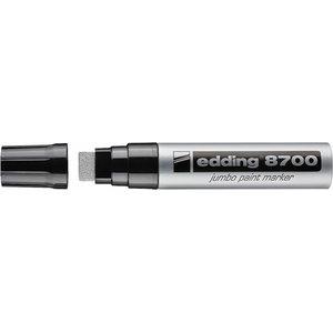 Marker EDDING 8700 hõbedane 5-18mm