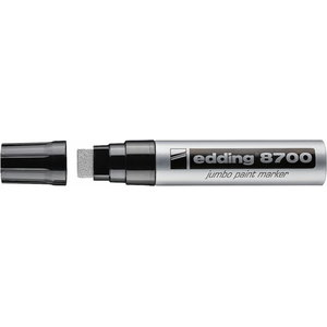 Marķieris EDDING 8700 sudrabs 5-18mm