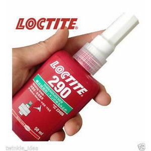 Threadlocker (capillary) LOCTITE 290, Loctite