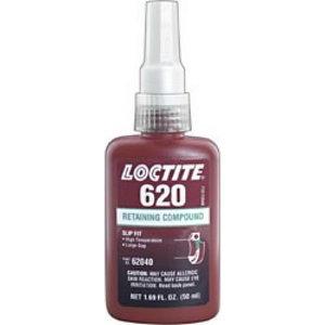 Puksi- ja laagriliim LOCTITE 620 50ml, Loctite