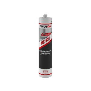 Industrial elastic adhesive TEROSON MS 931 grey 290ml, Teroson