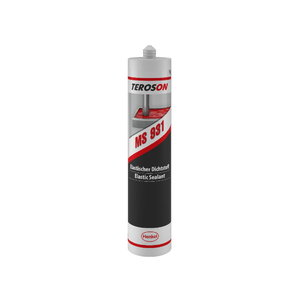 Industrial elastic adhesive  MS 931 white 290ml, Teroson