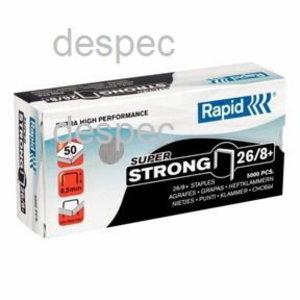 Staples 26/8 5000pcs, Rapid