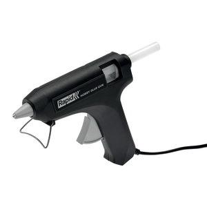 Glue Gun Hobby 12mm + 6 Transp.Glues, Rapid