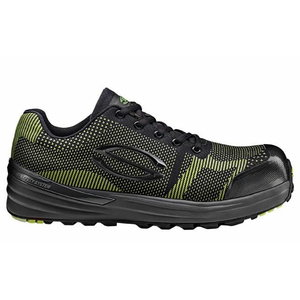 Safety shoes Fantasy S1P SRC green/black 44, Sir Safety System