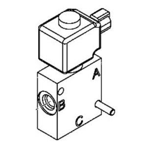 valve solenoid, JCB
