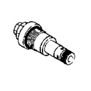 Vožtuvas hidraulinės sistemos, slėgio sumažinimo, JCB