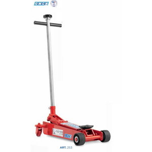 Trolley jack 2T, 130-525mm, OMCN