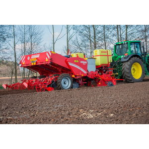 Potato planter GRIMME GL 430, wo crop protection, Grimme