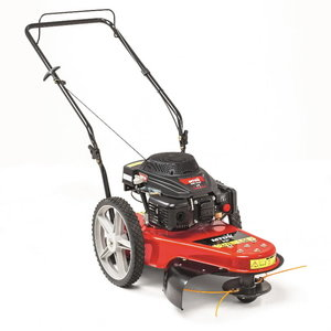 High grass mower WST 5522, MTD