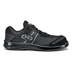 Safety shoes Mesh Fobia S1P SRC, black, Sir Safety System