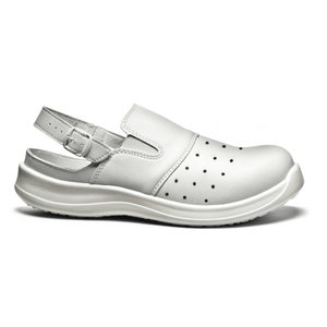 Darbiniai sandalai Clima, balta, SB A-E-FO SRC 40, , Sir Safety System