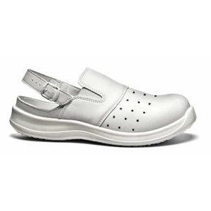 Darbiniai  sandalai Clima, balta, S1 SRC 36, Sir Safety System