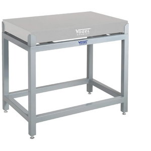 Stand for granite plate 1500x1000mm, Vögel