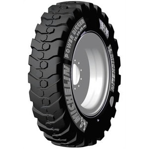 Tire MICHELIN POWER DIGGER 10.00-20 165A2/147B 16PR TT, Michelin