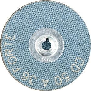 lihvketas  50mm A 36FORTE CD COMBIDISC