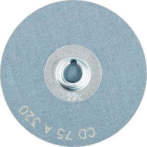 Abrazyvinis  diskas CD 75 A 320, Pferd