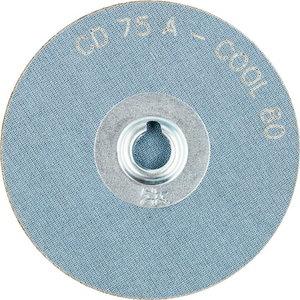 INOX lihvketas  75mm A 80INOX-F CD COMBIDISC