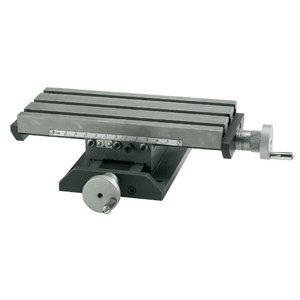 Swivel cross table 200 x 90 mm KT 90, Bernardo