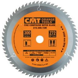 ITK PLUS FINISH SAW BLADE HW 250X2.4X30 Z=60 FTG+ATB, CMT