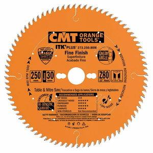 Diskas pjovimo 160x1.8x20(+16) Z56 a=12° b=10° ATB, CMT