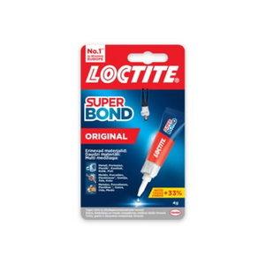 Momentiniai klijai  Super Bond 4g, Loctite
