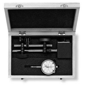 Часы-индикатор со штативом, модель 275 комплект из 2 частей, SCALA