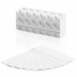 Paper towels, Wepa Prestige, 2-ply, 24x24 cm/ 3750 sheets, Satino