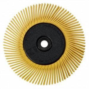 Šepet Bristle T-A 150mm P80 geltonas, 3M