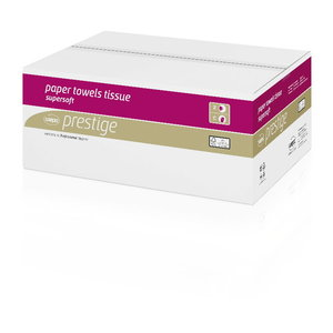 Paper towel Prestige/ 2-ply/ 23x33 cm/ 2880 sheets, WEPA