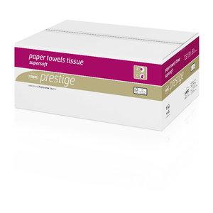 Popieriniai rankšluočiai lapeliais  Prestige PT3, Wepa