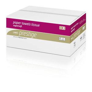 Popieriniai rankšluoščiai lapeliais Wepa Prestige