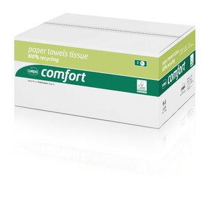 Lehtpaber Wepa Comfort/ 2-kihti/ 24x24 cm/ 3750 lehte, WEPA