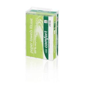Paberrätik lehtedes, 2-kihiline,  Comfort, WEPA