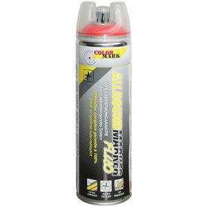 ALLROUNDMARKER 360 black 500ml aerosol, Motip