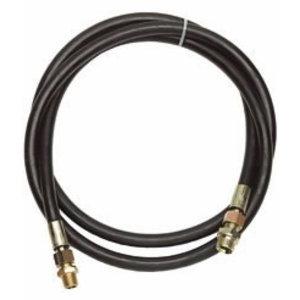 Oil hose 3m  1/2 includes adapters 1/2M ja 3/4M, Orion