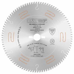 Diskas skersiniam pjovimui 160x2.2/1,6x20mm Z48 a=4° TCG INDUSTRIAL, CMT