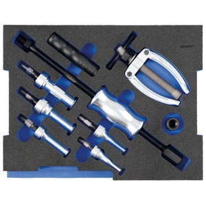 Internal extractor set 12-46mm M10, 1100 CT2-1.30, Gedore