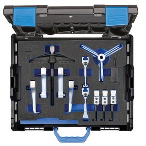 Universal puller set, in L-BOXX 136  1100-1.04