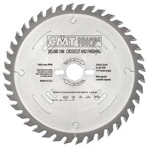 Saw blade for wood 315x3,2/30mm Z36 a15° ß5°ATB, CMT