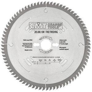 FINE FINISHING SAW BLADE 300X3.2X30 Z96 15ATB, CMT